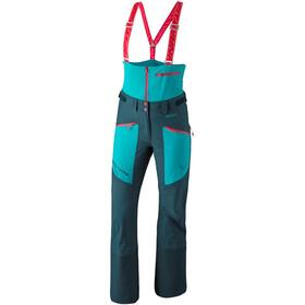 Dynafit Yotei GTX - Pantalones Mujer - Turquesa/Azul petróleo